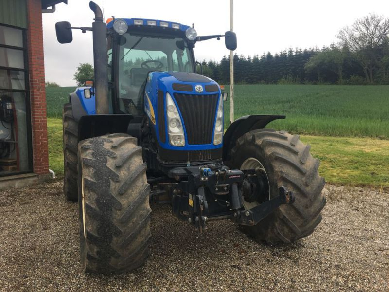 New Holland T 8050 SS  - 4