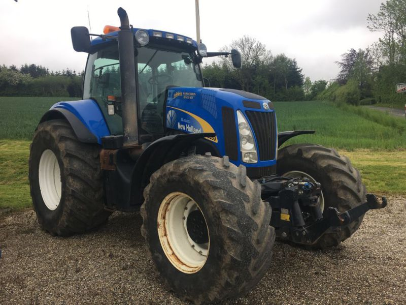 New Holland T 8050 SS  - 5