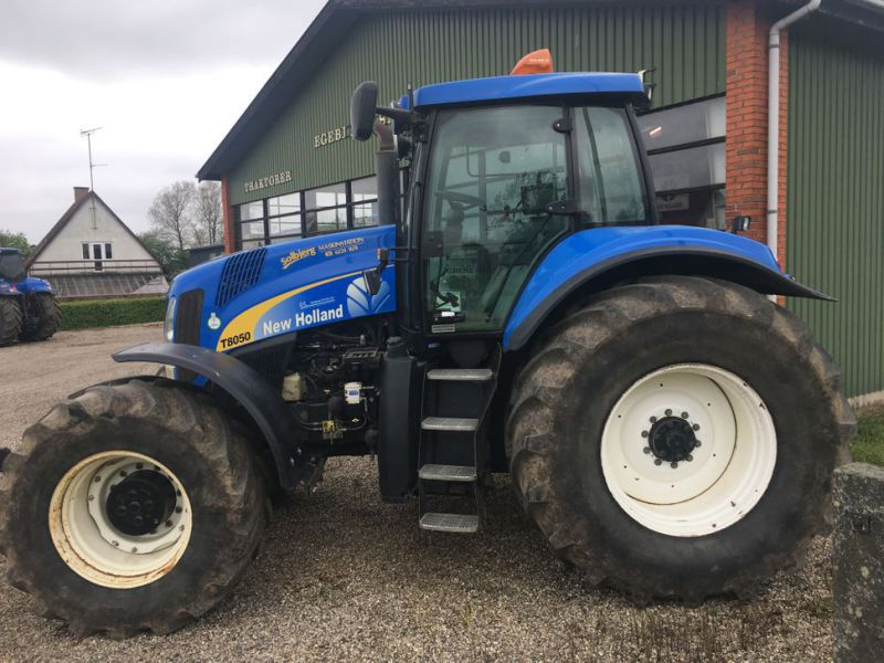 New Holland T 8050 SS  - 10