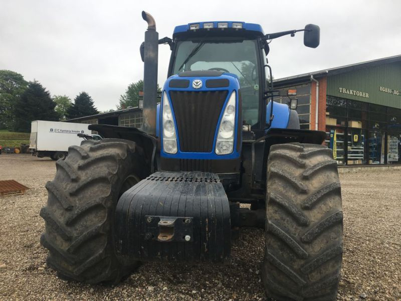 New Holland T8050 TG  - 2