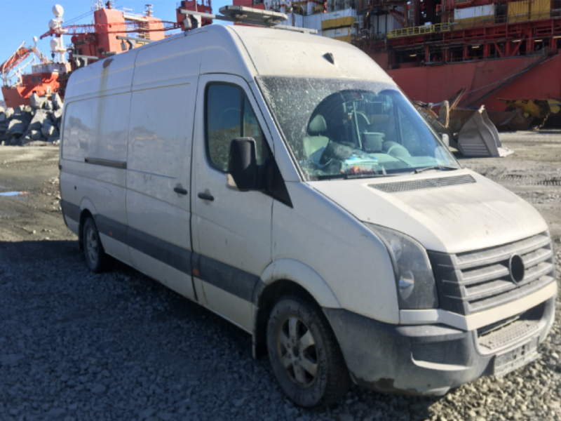 VW Crafter 2013 - 0
