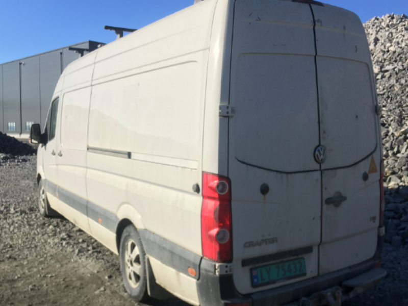 VW Crafter 2013 - 2