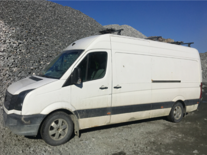 VW Crafter 2013 - 4