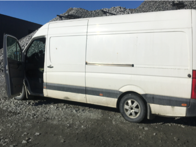 VW Crafter 2013 - 6