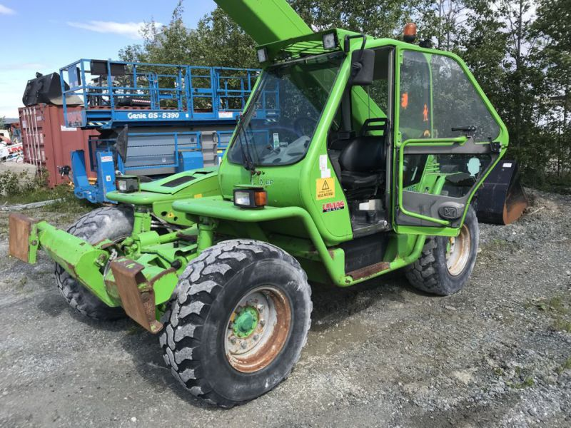 Merlo P38.13 PLUS Teleskoptruck - 2