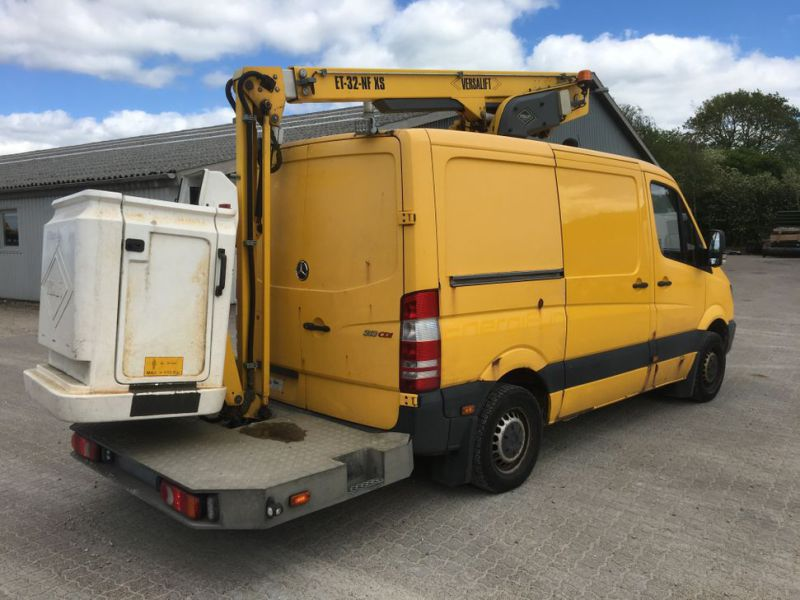 Mercedes Benz Sprinter 313 CDI Van med lift / Van with lift - 4