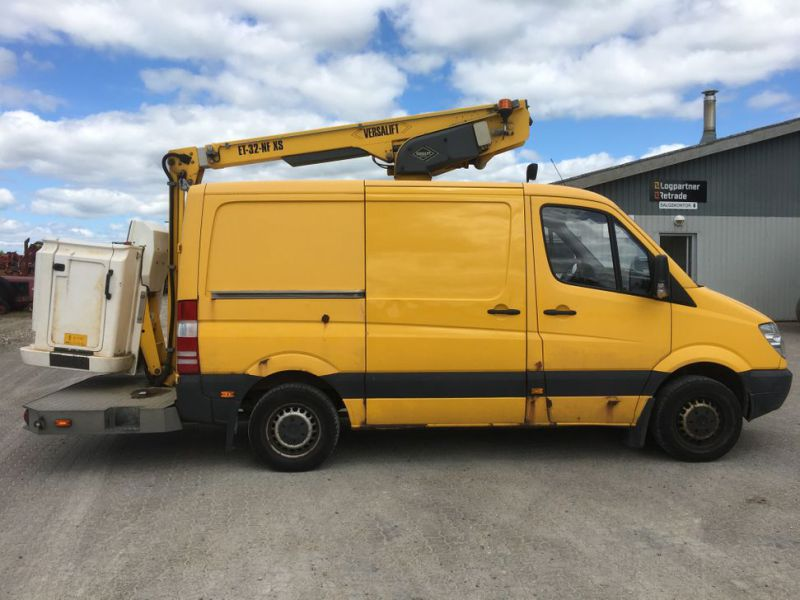 Mercedes Benz Sprinter 313 CDI Van med lift / Van with lift - 5