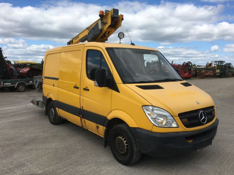 Mercedes Benz Sprinter 313 CDI Van med lift / Van with lift - 6