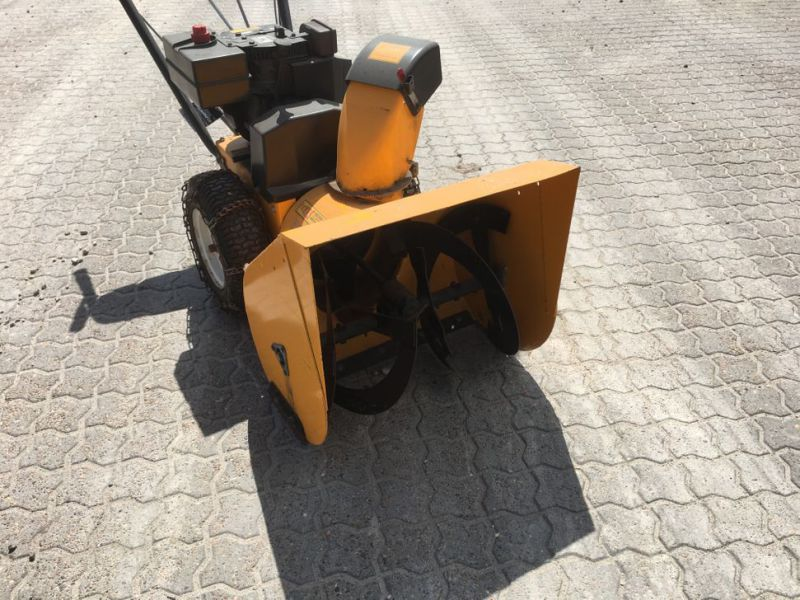 Stiga sneslynge og salt spreder / snow blower and salt spreader - 8