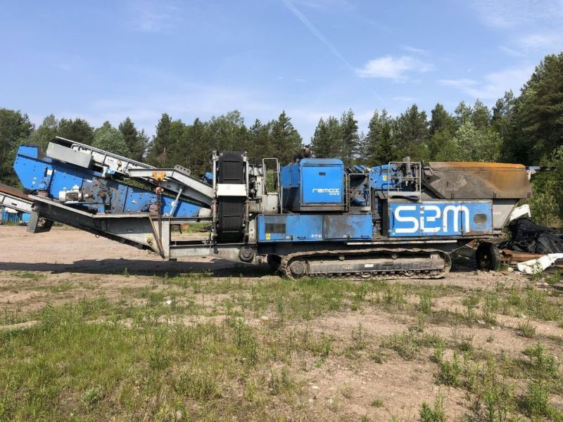 SBM Remax 1318 Asfalt och Betongkross  Asphalt and/Concrete Crusher - 1
