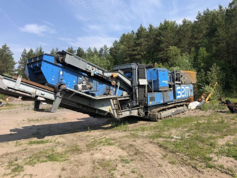 SBM Remax 1318 Asfalt och Betongkross  Asphalt and/Concrete Crusher - 0