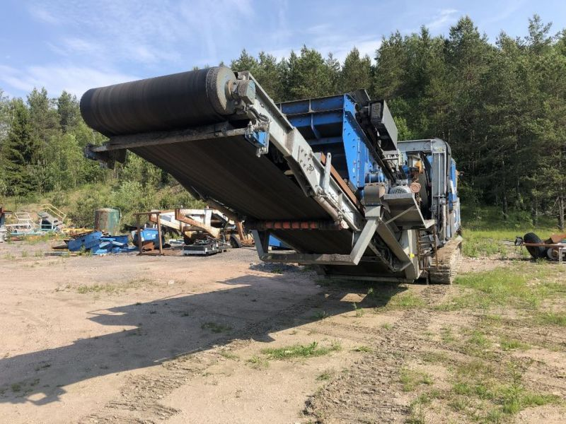 SBM Remax 1318 Asfalt och Betongkross  Asphalt and/Concrete Crusher - 2