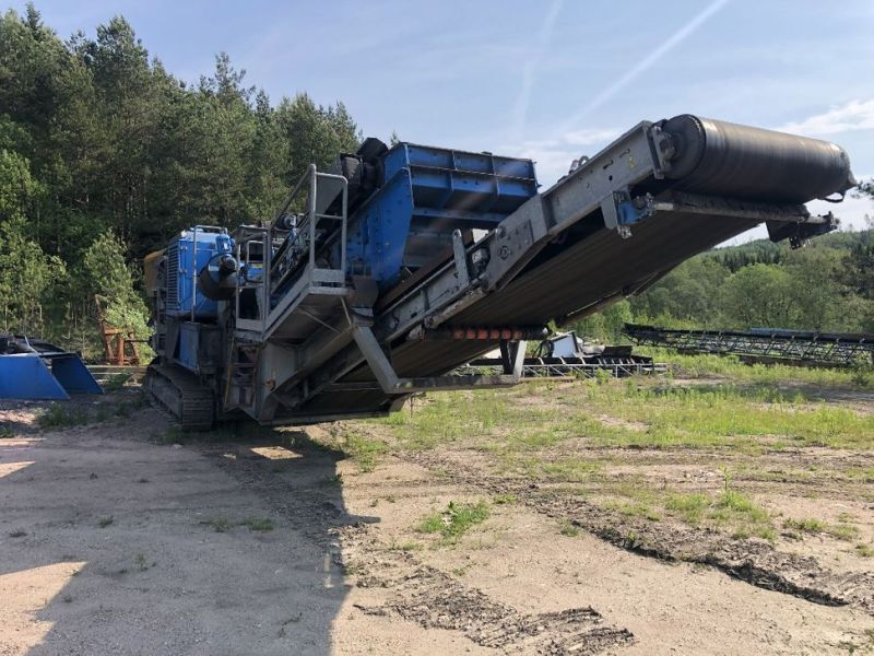 SBM Remax 1318 Asfalt och Betongkross  Asphalt and/Concrete Crusher - 7