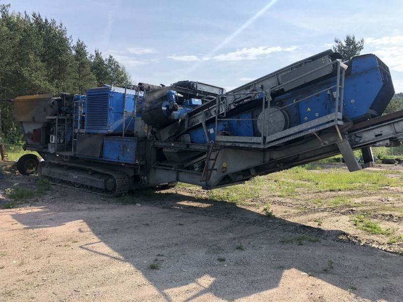 SBM Remax 1318 Asfalt och Betongkross  Asphalt and/Concrete Crusher - 8