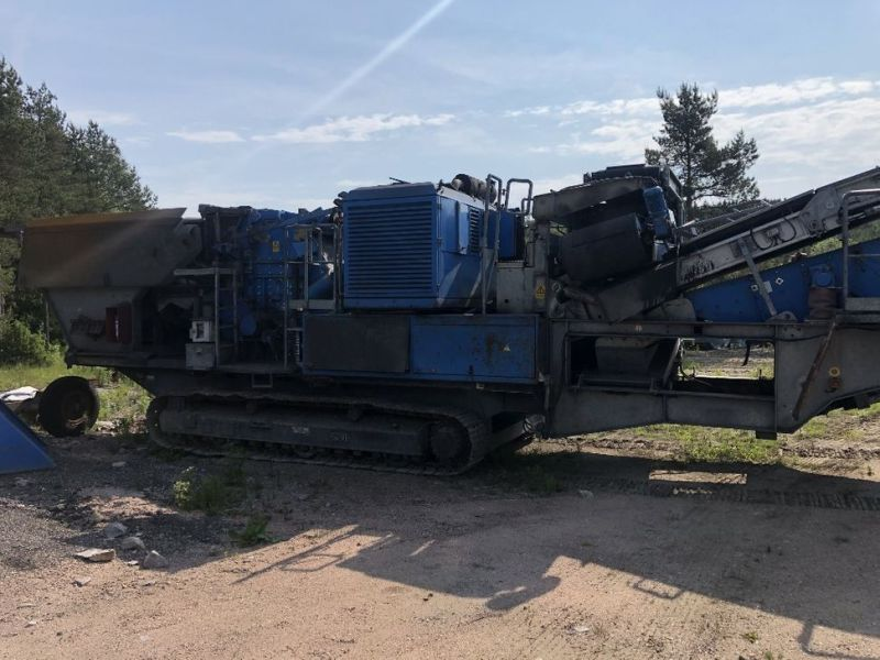 SBM Remax 1318 Asfalt och Betongkross  Asphalt and/Concrete Crusher - 9