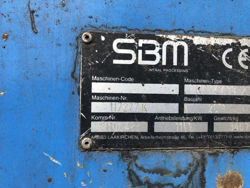 SBM Remax 1318 Asfalt och Betongkross  Asphalt and/Concrete Crusher - 15
