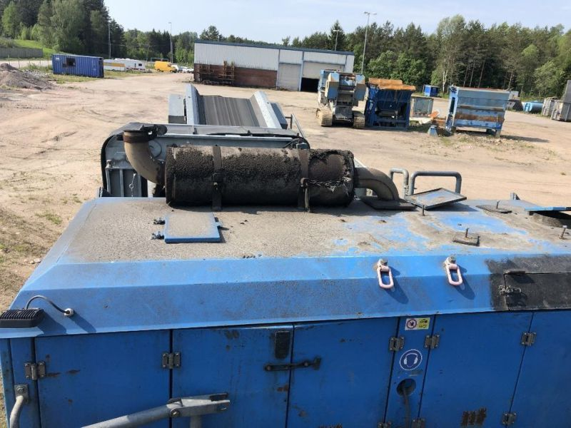 SBM Remax 1318 Asfalt och Betongkross  Asphalt and/Concrete Crusher - 25