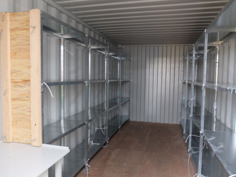 20 fot Container / 20 feet - 2