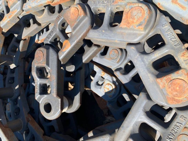 Hyundai 360LC-7A New Chains - 2