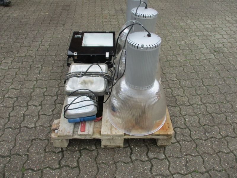 Arbejdslys / Lamper / Lamps / working light - 4