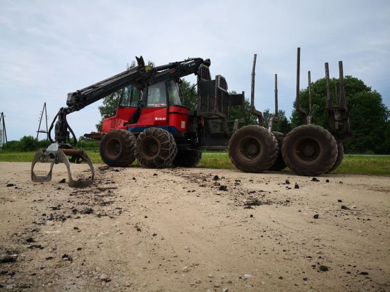 Valmet 840 s2/ Forwarder - 0