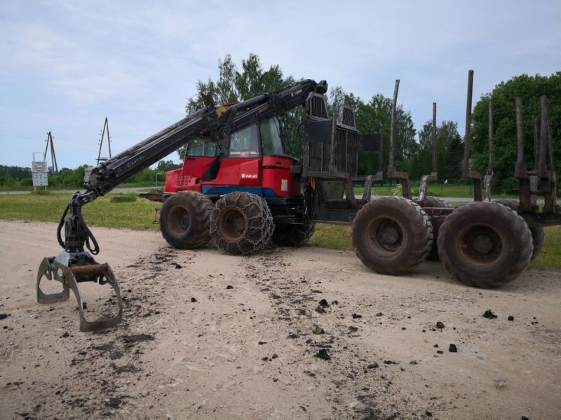 Valmet 840 s2/ Forwarder - 1