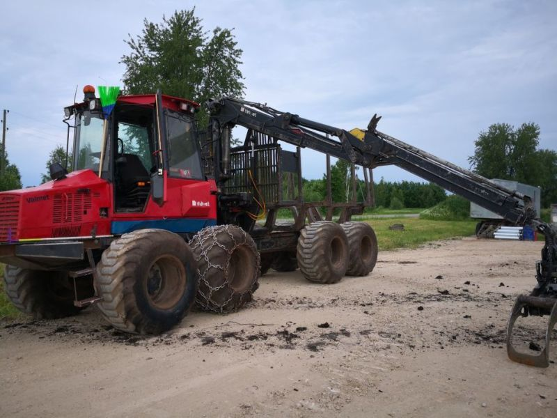 Valmet 840 s2/ Forwarder - 2