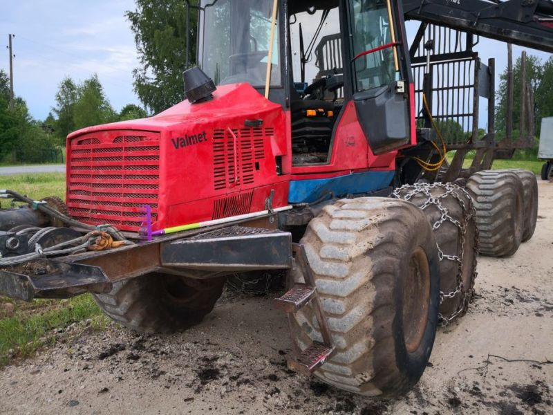 Valmet 840 s2/ Forwarder - 4