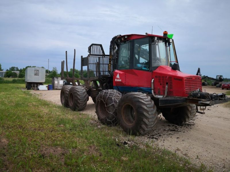 Valmet 840 s2/ Forwarder - 5