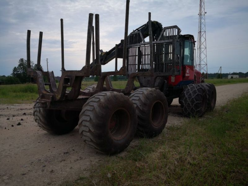Valmet 840 s2/ Forwarder - 6