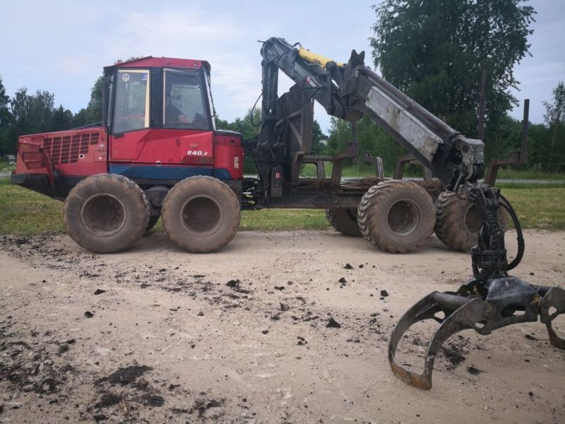 Valmet 840.2/ Forwarder - 0