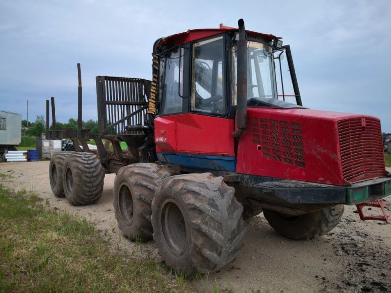 Valmet 840.2/ Forwarder - 2