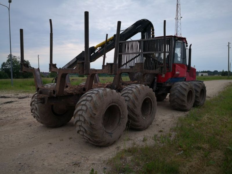 Valmet 840.2/ Forwarder - 3