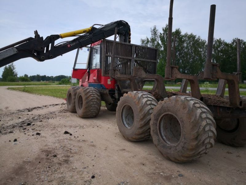 Valmet 840.2/ Forwarder - 4