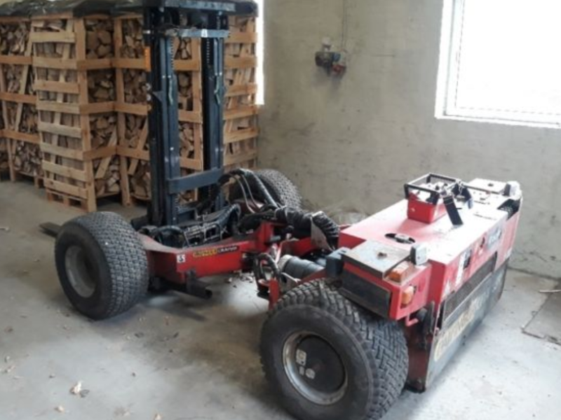 Palfinger BM214/ Electric forklift with remote control - 3