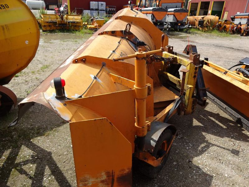 Rimas sneplov med A-ramme. / snow plow with A-frame. - 6