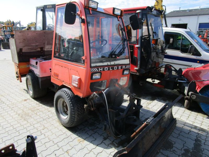 Holder C230 Redskabsbærer / tool carrier  - 7