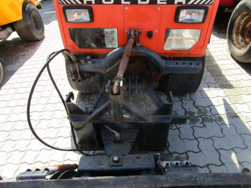 Holder C230 Redskabsbærer / tool carrier  - 9