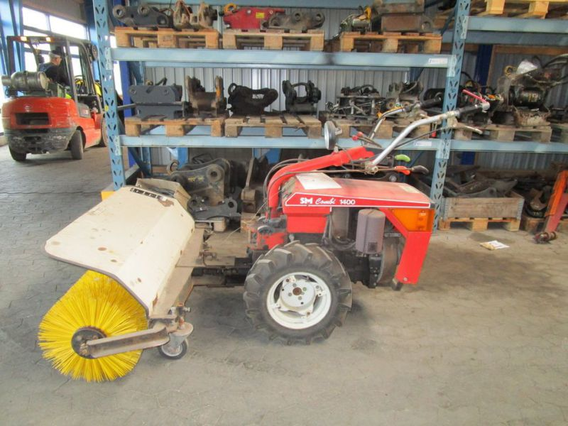 SM Sweeper Compi 1400 - 0