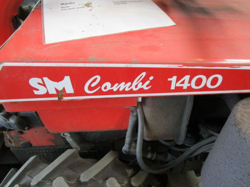 SM Sweeper Compi 1400 - 3