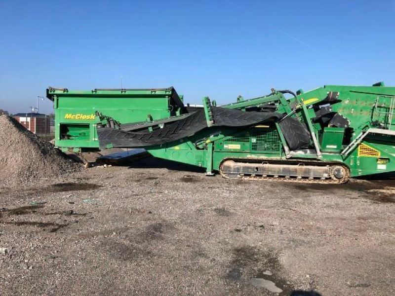 McCloskey S190 Mobil sikt /Mobile screener - 1