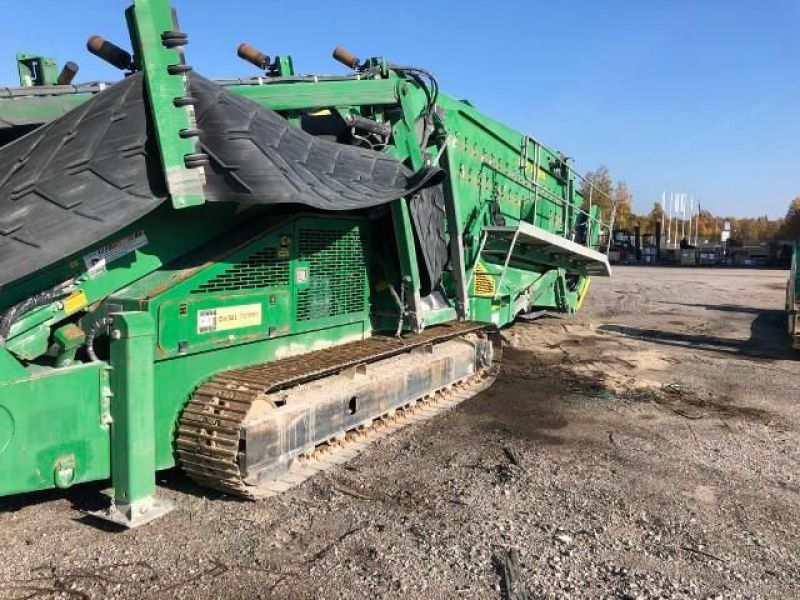 McCloskey S190 Mobil sikt /Mobile screener - 4