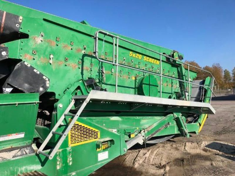 McCloskey S190 Mobil sikt /Mobile screener - 5