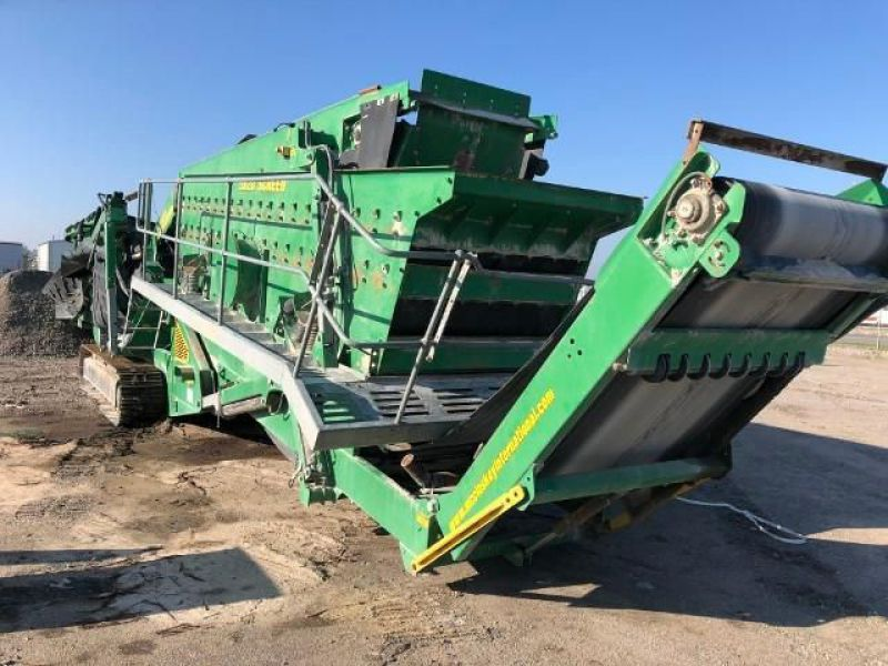 McCloskey S190 Mobil sikt /Mobile screener - 6