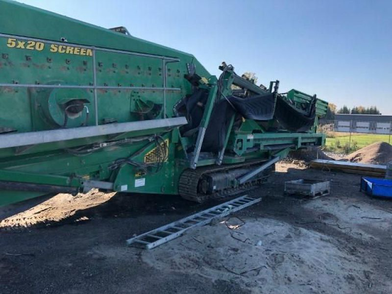 McCloskey S190 Mobil sikt /Mobile screener - 9
