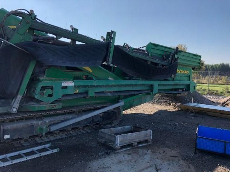 McCloskey S190 Mobil sikt /Mobile screener - 10
