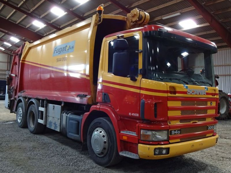 Scania 6X2 EBS renovation lastvogn / renovation truck - 0