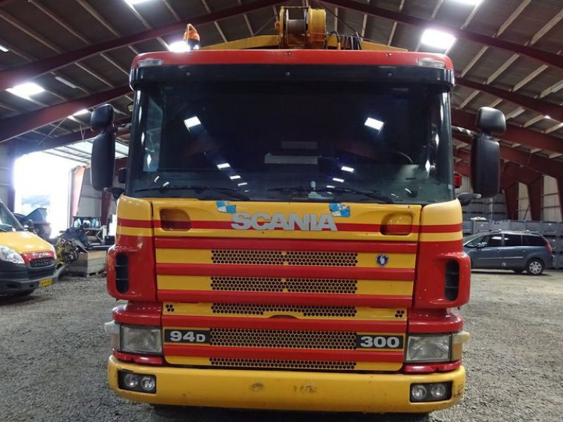 Scania 6X2 EBS renovation lastvogn / renovation truck - 4