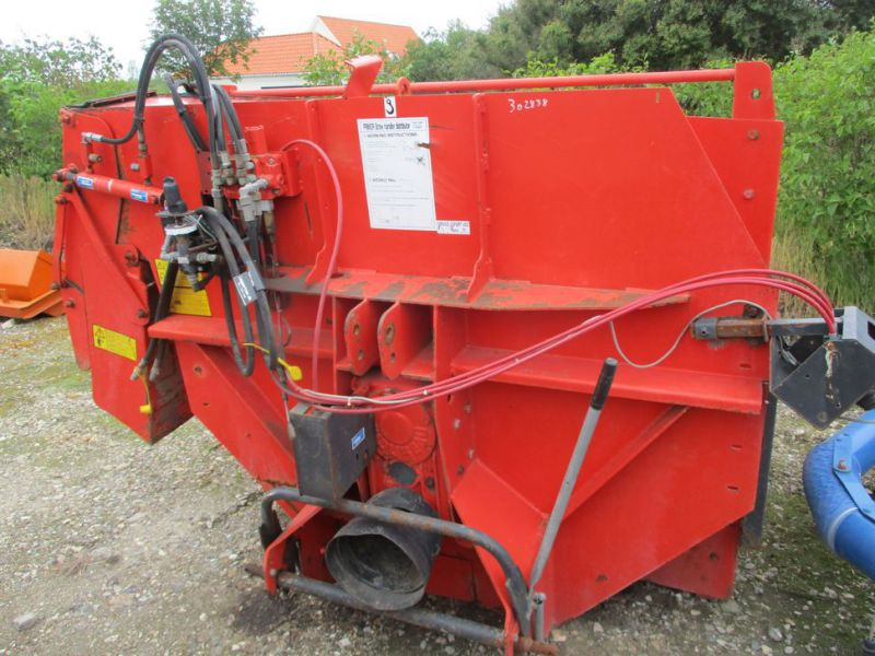 Kuhn Primor PP Strømaskine / straw blower & all-fodder feeder - 12