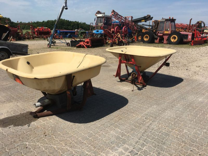 2 stk Vicon spreder / 2 Vicon spreaders - 1